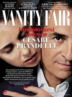 Vanity Fair (Italy)   Nice pose.