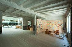 oficinas HUB, madrid  ch+qs arquitectos  http://tectonicablog.com/?p=19482#