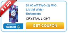 $1.00 off TWO (2) MIO Liquid Water Enhancers
