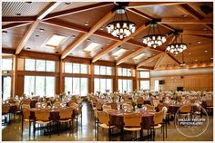 Silverwood Park Three Rivers Great Hall Reception | Minneapolis St Paul Wedding Venues