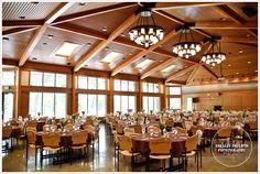 Silverwood Park Three Rivers Great Hall Reception | Minneapolis St Paul Wedding Venues