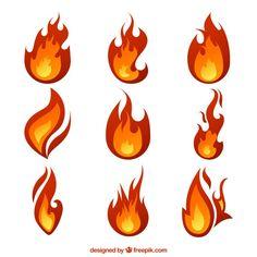 Resultado de imagem para fogueira desenho