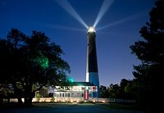 The Light of the Moon tour is a nighttime tour of the Pensacola Lighthouse. Our staff and volunteers guide you through the historic 1869 Keepers' Quarters, sharing historic tales of ghostly encounters, as well as some more recent paranormal stories. The tour also includes a climb up the 177 cast iron steps of our 1859 tower, where you will experience a breathtaking moonlit view of the Gulf of Mexico and Pensacola Bay.