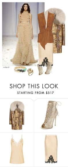 """""""Beautiful woman"""" by katelyn999 ❤ liked on Polyvore featuring LUISA BECCARIA, Etro, Giuseppe Zanotti, Helmut Lang, Van Cleef & Arpels and Hermès"""