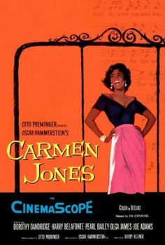 Movies Carmen Jones - 1954