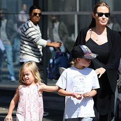 Angie and her girls had a sweet shopping day in Sydney