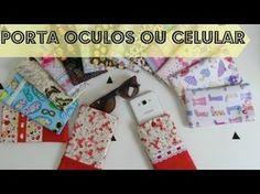 (Passo a Passo) Como fazer o Porta Ocúlos Kau Uzeda - YouTube