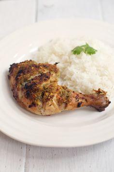 Thai Sticky Chicken. Recipe by Rachel Allen