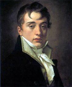 Pierre-Paul Prud´hon (French, 1758-1823) - David Johnston, 1808