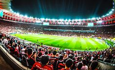 Flamengo 2 x 1 Goiás, Maracanã.