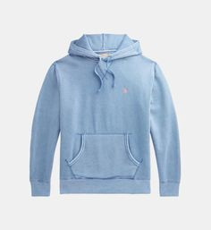Polo Ralph Lauren Fleece Straight Hoodie in Blue for Men Clothing | Galeries Lafayette: a wide choice of $ libelle | Galeries Lafayette Polo Ralph Lauren Hoodie, Ralph Lauren Fleece, Fleece Hoodie, Hoodies, Sweatshirts, Hooded Jacket, Cotton, Products, Authentique
