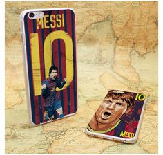 Football CR7 messi Ronaldo Football series hard clear phone Case for iPhone #UnbrandedGeneric