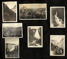 Photograph album #2 - page 6 - circa 1915-192...