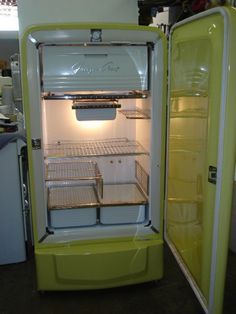 Refrigerator Made In Sweden For Electrolux Canada