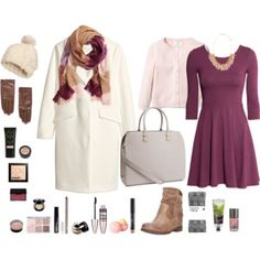 """""""pretty in cold"""" by annakillerangel on Polyvore"""