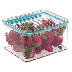 kitchen mDesign Kitchen, Pantry, Refrigerator, Freezer Storage Container Box…