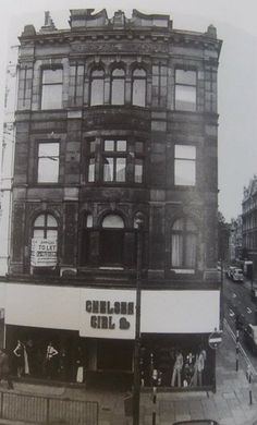 15 other shops that have disappeared from our high streets - Wales Online Girls Shopping, Go Shopping, Cardiff City Centre, Newport Wales, Famous Shop, High Street Stores, Chelsea Girls, England Uk, Old Photos