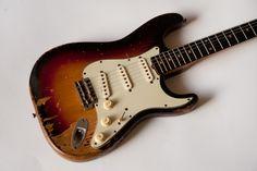 1963 Fender Stratocaster....