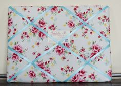 Padded Noticeboard - The Supermums Craft Fair