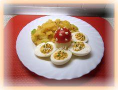 Kartoffelsalat & Russische Eier