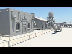 Maya tutorial:Animate a Scene Walk Through - YouTube