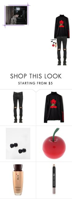 """PRIMARY PROJECT Challenge # 2: Dance Performance"" by shin-jihoon ❤ liked on Polyvore featuring RtA, ASOS, Tony Moly, Sulwhasoo, Forever 21, men's fashion, menswear and primaryproject"