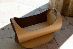 #Möbel Revolutionäres Lulla Baby Wiege Design Aus Rezyklierten Materialien  #Revolutionäres #Lulla #Baby
