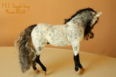 Hey, I found this really awesome Etsy listing at https://www.etsy.com/listing/224030435/needle-felted-horse-andalusian-horse
