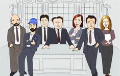 How Liberals Fell In Love With The West Wing