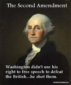 George Washington.....