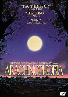 Arachnophobia (1990) - http://www.imdb.com/title/tt0099052/ - This movie is a 1990 D killer like the PORSCHE SPIDERS! Notice the 918!