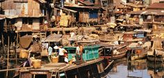 Bad Sanitation in Slums | Addressing Vietnam's water and sanitation challenges