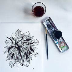 106/365 | Micaela Wernberg | 365-days illustration project