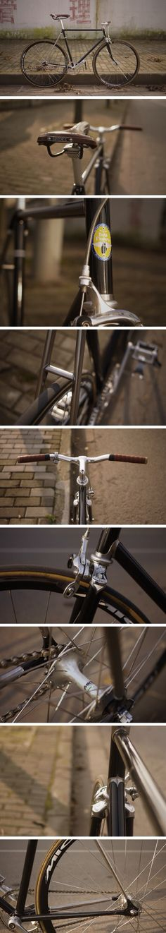 Samson njs fixie bike.Classic bicycle Art&Design @classic_car_art #ClassicCarArtDesign