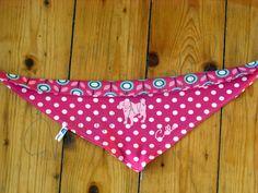 Mamahoch2: Knotenmäxchen - Halstuch für Kinder und Knautschnasen nähen