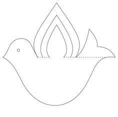 how to make paper birds Bird Paper Craft, J Craft, Paper Birds, Bird Crafts, Felt Birds, Recycled Crafts, Craft Work, Flower Crafts, Paper Art