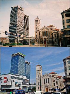 Sarajevo, 1996/2011 - Retronaut