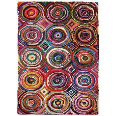 Anji Mountain Tangier Multi 8 ft. x 10 ft. Area Rug-AMB1001-0810 - The Home Depot