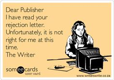 Rejected - Five ways for writers to cope - Writers Write