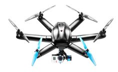 HEXO+ DRONE  FOLLOWS & FILMS YOU AUTONOMOUSLY #Technology #Cool #GoPro