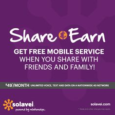 www.Solavei.com/Ohanna  Get In! Get Social! get Free!!   #SolaveiBash