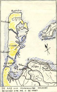De Geschiedenis van Den Helder - van eiland tot vasteland