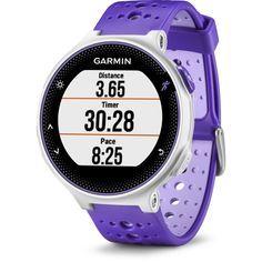 Garmin Forerunner 230 GPS Running Watch   Purple Strike