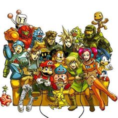cual fue tu primer juego ???? #videojuegos #videogames #gamersoficial #gamers