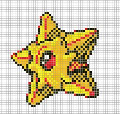 Pokemon from the game Pokemon yellow. Placed in grid format to make it easier for pixel-arters to create on minecraft, in hama form, cross-stitch or oth. Cross Stitch Charts, Cross Stitch Embroidery, Cross Stitch Patterns, Pokemon Chart, Christmas Pokemon, Pokemon Cross Stitch, Pokemon Perler Beads, Pixel Characters, Pixel Art Templates