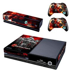 Faceplates, Decals & Stickers Collection Here Xbox One Slim Console Skin Sun Lionel Messi Fcb Vinyl Skin Decal Covers Stickers Video Games & Consoles