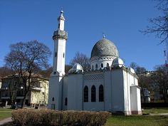 Kaunas Mosque, Lithuania