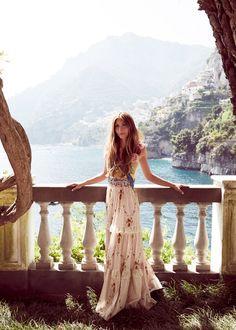 Wedding | Kristen O'Neill & Brett Shapiro, Villa Treville, Positano, Italy