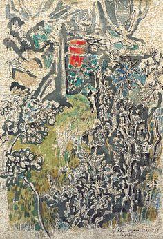 Hydra, 1969 - Nikos Hatzikyriakos-Gikas Modern Art, Contemporary Art, Greece Painting, Georges Braque, 10 Picture, Greek Art, Cubism, Art Projects, Sculptures