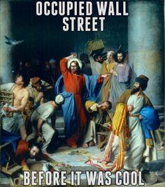 Jesus, the original hipster.